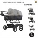 MOUNTAIN BUGGY DUET 3 LUXURY COLLECTION